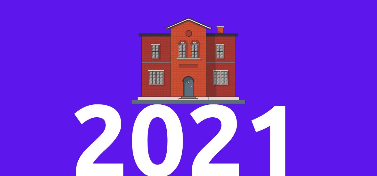Boligsalg – få oversikt over markedet i 2021