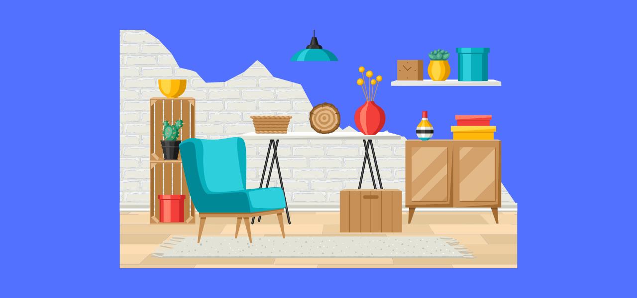 Styling av bolig før visning