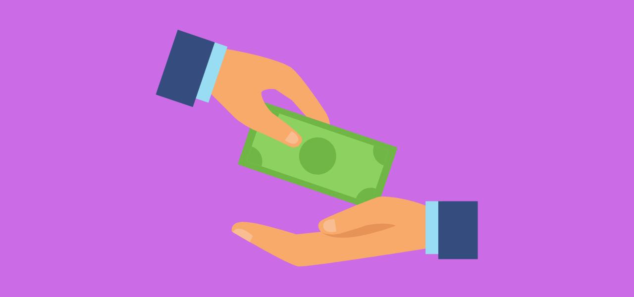 Boligkjøper betaler boligselger for bolig
