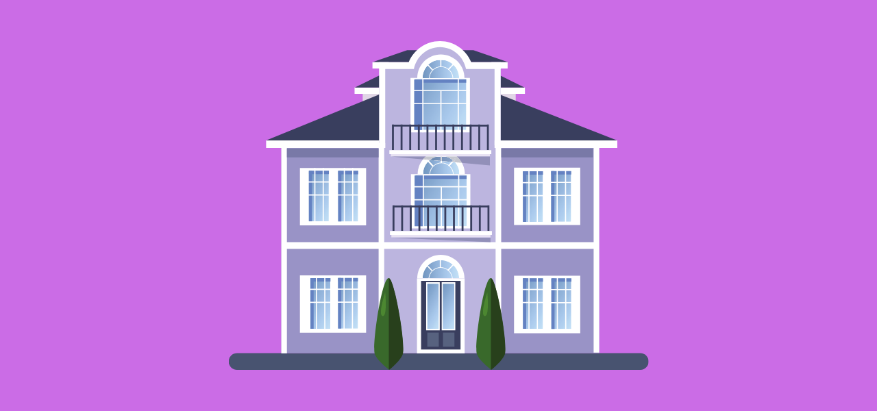 Salg av store boliger gir høy inntekt for eiendomsmeglere