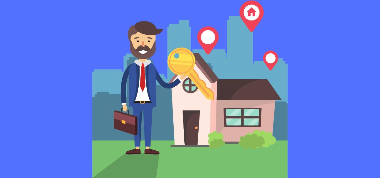 Eiendomsmegler verdivurderer hus basert på uteområder også