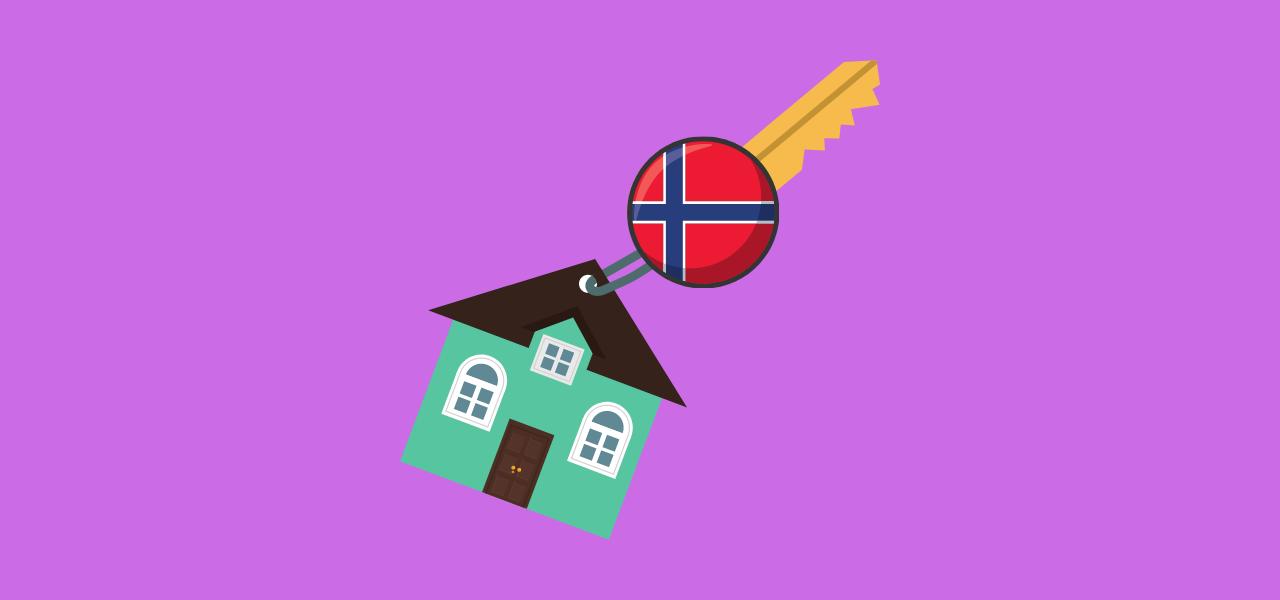 Salg av norsk bolig under prisantydning