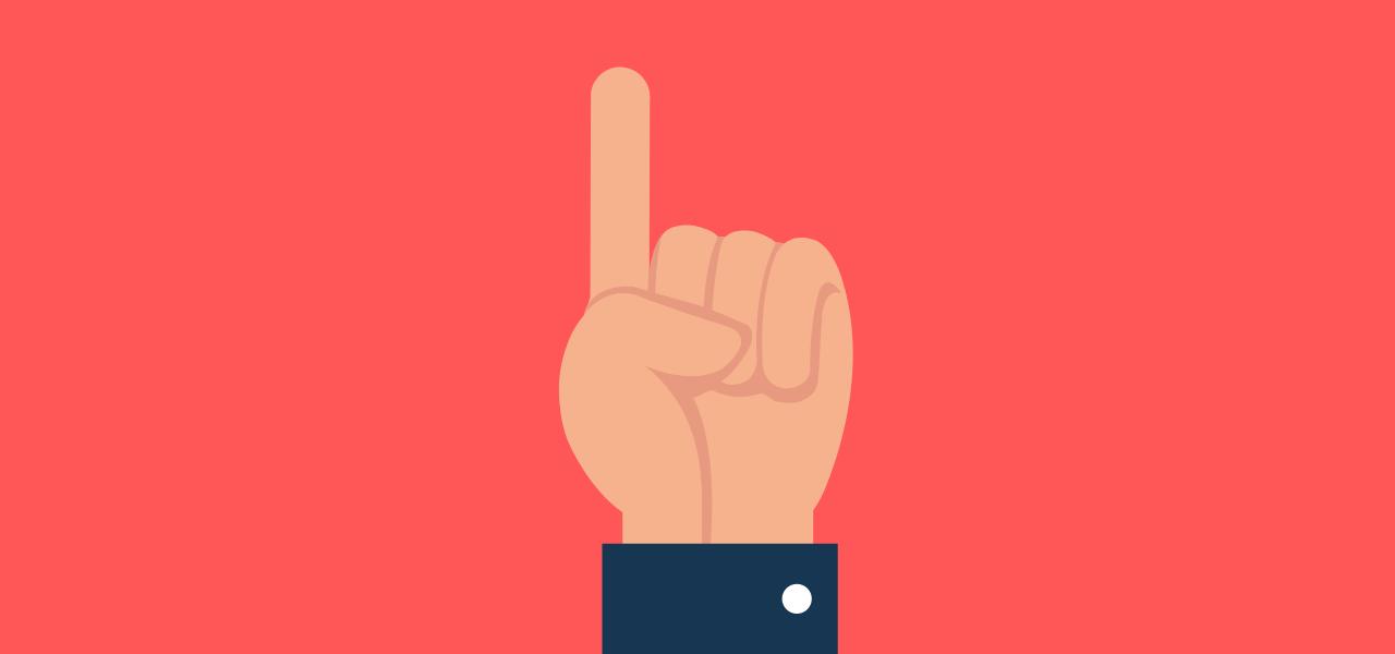Pekefinger – hva er forskjellen på takst og verdivurdering