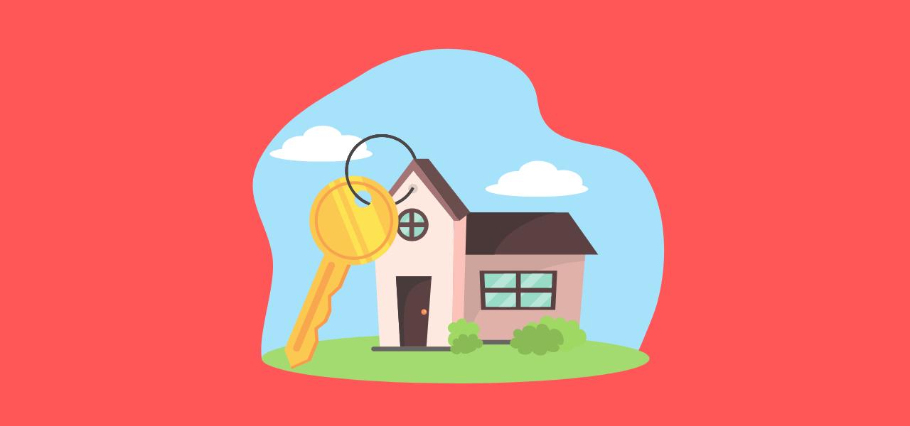 Hus med nøkler – forskjell på takst og verdivurdering