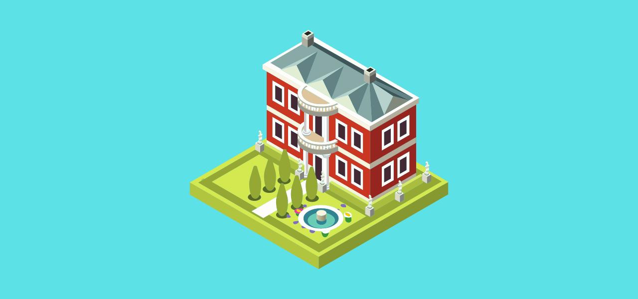 Eiendomsmegler selger hus
