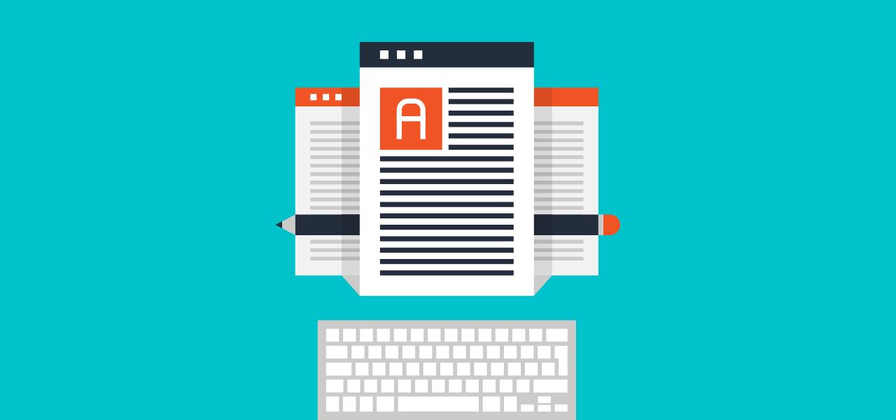 Boligsalg på nettet vist med dokumenter og tastatur